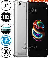 Смартфон Xiaomi Redmi 5A 2/16 Grey