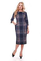 Платье Мэри пудра 52-58, фото 1