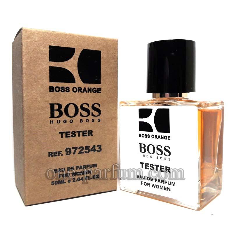 тестер Hugo Boss Orange Woman 50 мл лицензия оаэ продажа цена в
