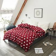 Комплект постельного белья Сердца (полуторный) Berni, фото 8