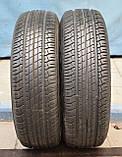 Летние шины б/у 175/70 R13 Dunlop, пара, 6 мм, фото 3
