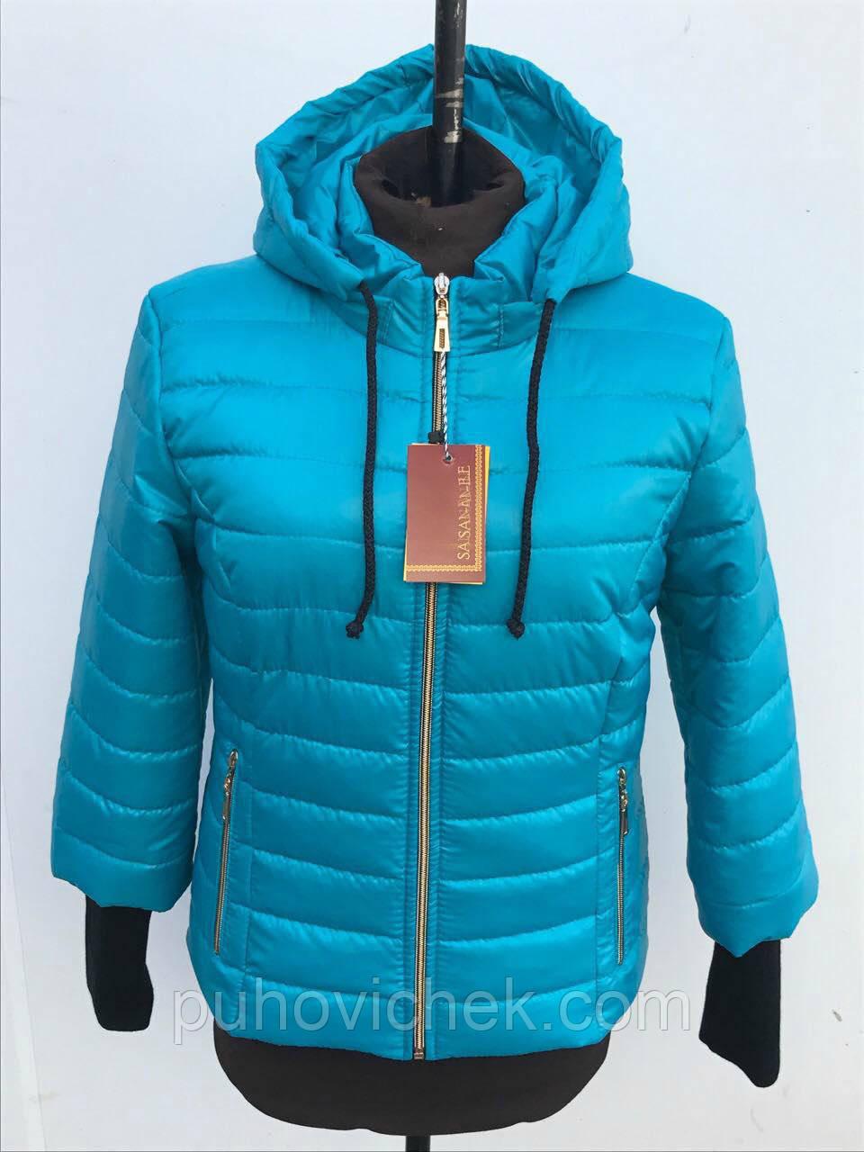 Куртки женские весенние укороченные стильные