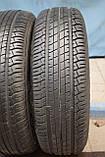 Летние шины б/у 175/70 R13 Dunlop, пара, 6 мм, фото 4