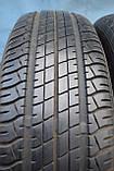 Летние шины б/у 175/70 R13 Dunlop, пара, 6 мм, фото 5