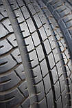 Летние шины б/у 175/70 R13 Dunlop, пара, 6 мм, фото 7