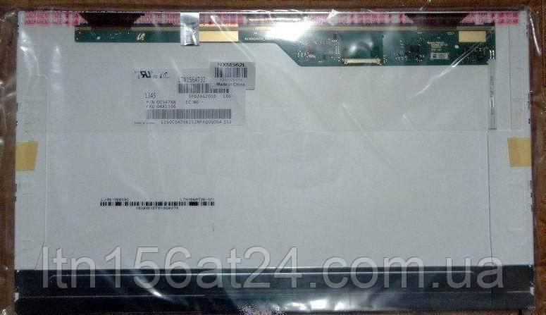 Матрица , экран для ноутбука 15.6  LTN156AT02