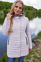 Брендовая демисезонная женская куртка, новинка 2019, ТМ Nui Very