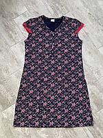Нічна сорочка Бавовна Полубатал, фото 1