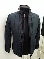Куртка мужская демисезонная DSGdong 8652 46 Темно-Синяя
