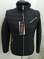 Куртка мужская демисезонная DSGdong 8718 46 Темно-Синяя