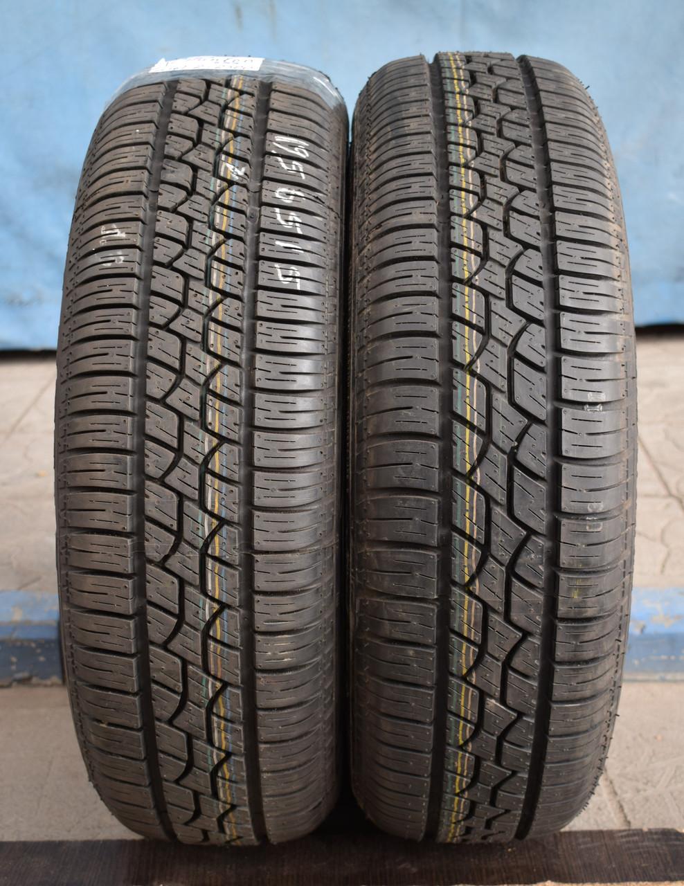Летние шины б/у 195/65 R15 Dunlop SP 9, пара, 8 мм