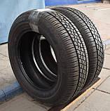 Летние шины б/у 195/65 R15 Dunlop SP 9, пара, 8 мм, фото 4