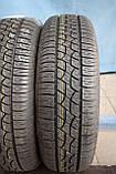 Летние шины б/у 195/65 R15 Dunlop SP 9, пара, 8 мм, фото 2
