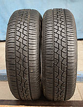 Летние шины б/у 195/60 R15 Dunlop SP Sport, 7 мм, пара