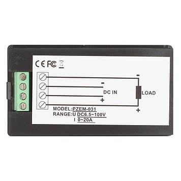 Цифровий дисплей тестер PZEM-031