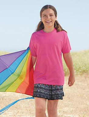 Облегчённая детская футболка унисекс 61-019-0, фото 2