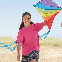 Облегчённая детская футболка унисекс 61-019-0, фото 3