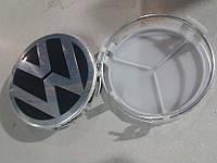 Колпачки для литых дисков VW под Mersedes