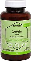 Лютеин с зеаксантином, Vitacost, Lutein with Zeaxanthin, 20 мг, 240 капсул
