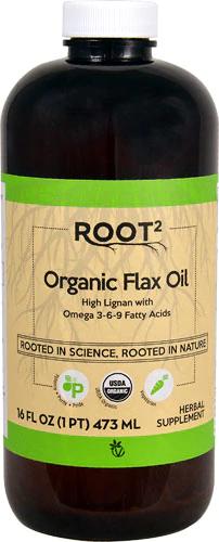Льняное масло с Омега 3-6-9, Vitacost, Flax Oil High Lignan Liquid with Omega 3-6-9 Fatty Acids, 480 мл