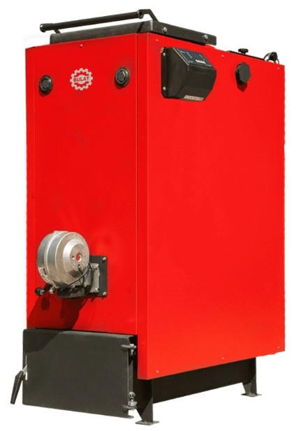 Опалювальний котел шахтного типу Bulat-Profi 12 кВт ( Булат Профі )
