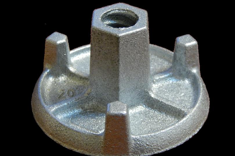 Гайка оцинкованная опалубочная O=90 мм