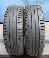 Летние шины б/у 195/65 R15 Michelin Energy Saver, пара, 5 мм