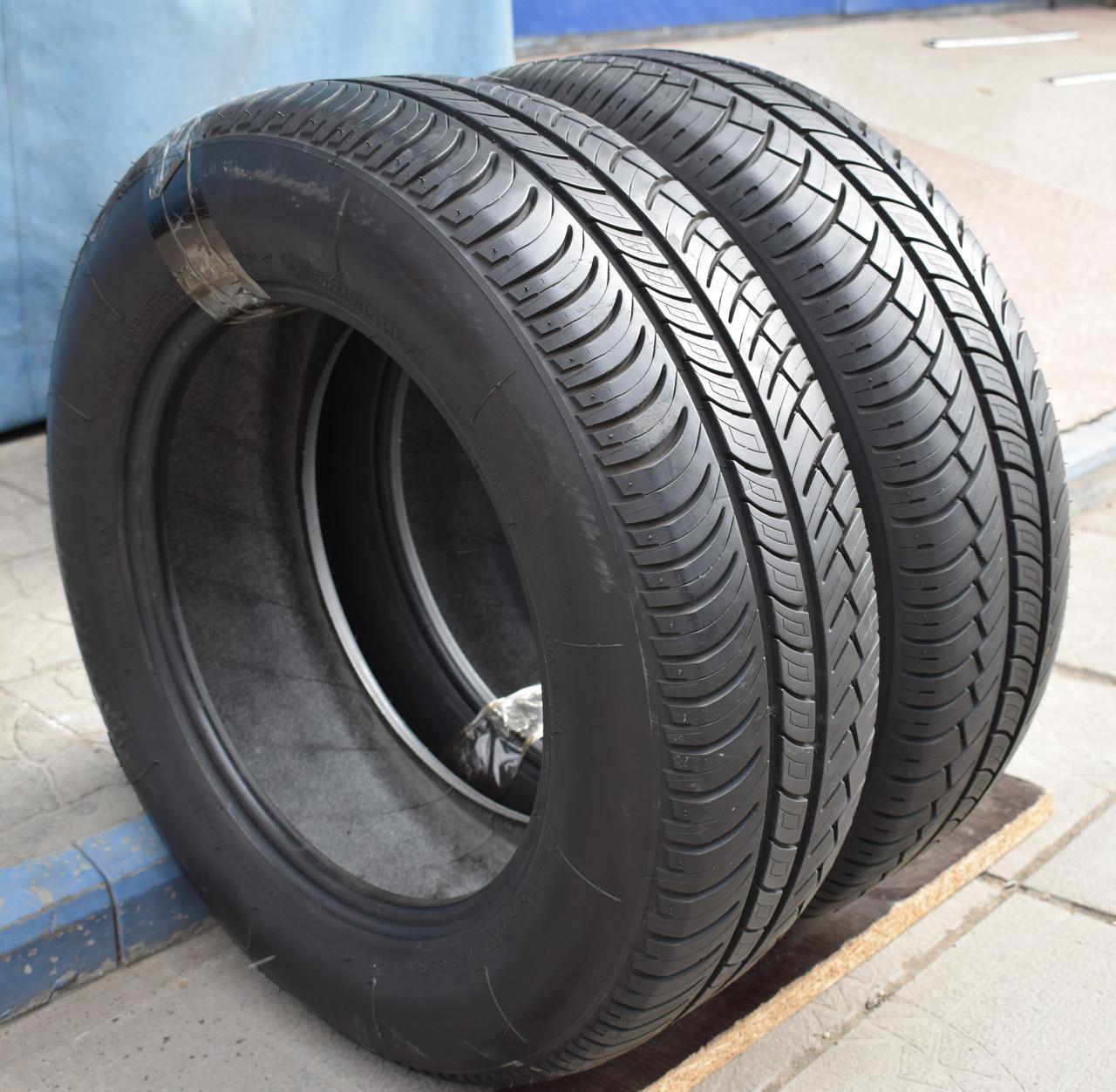 Летние шины б/у 195/65 R15 Michelin Energy, пара, 6 мм