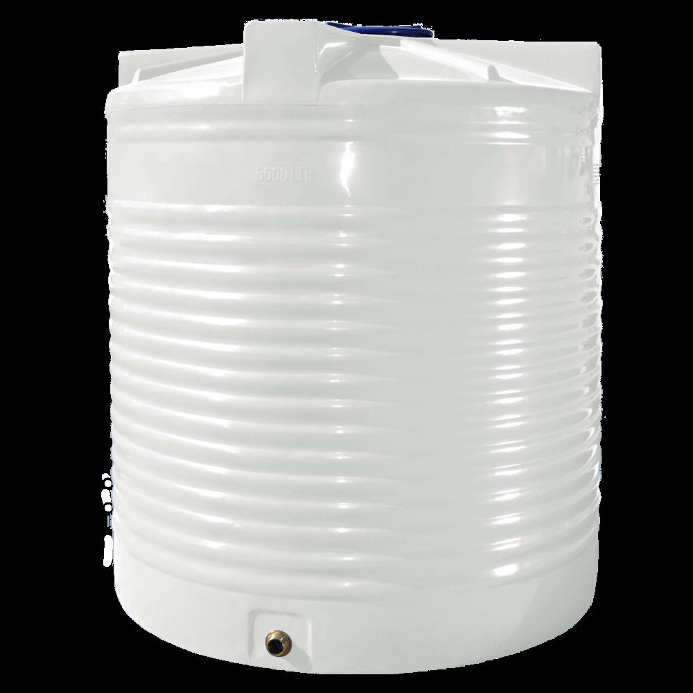 Емкость накопительная 5000 литров вертикальная