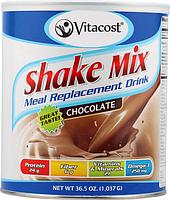 "Заменитель еды ""Шоколад"", Vitacost, Meal Replacement Drink Chocolate, 1035 грамм"