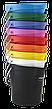 Ведро пластиковое пищевое, 6 литров, фото 3