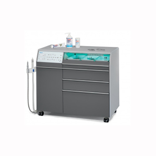 Педикюрный шкаф для салонов  JUPITER duomatic S2 Gerlach Technik