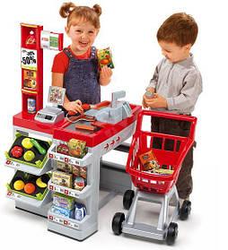 Набор супермаркет и магазин