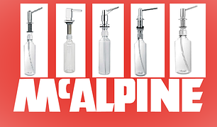 Дозатори миючих засобів - McAlpine