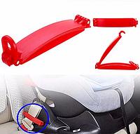 Зажим ремня безопасности для автокресла 1 штука.