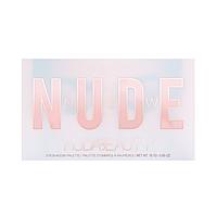 Тіні для повік Huda Beauty New NUDE eyeshadow palette (рожева), фото 1