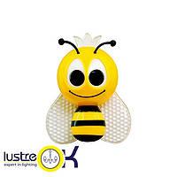 """Ночник в розетку детский """"Пчелка"""" NL-13"""