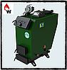 Котел твердотопливный длительного горения Gefest-profi V 85 кВт