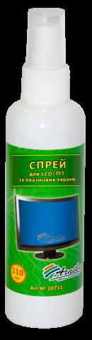 Спрей для LCD TFT и плазменных экранов 110мл Арника
