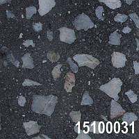 Облицовочная плитка 600х600 из мраморной крошки серая    и крупнозернистого белого