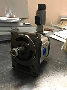 Гидромотор для кондиционера Автобус MAN (c пропорциональным клапаном)