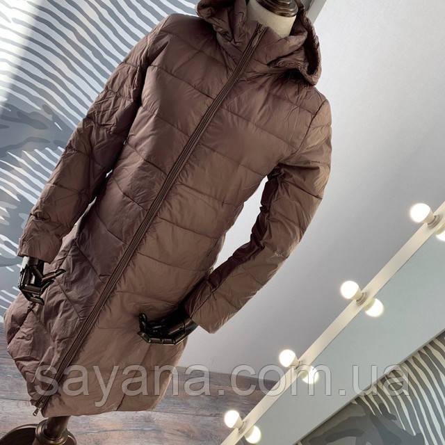 женское пальто из плащевки опт