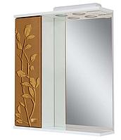Зеркало в ванную Скрипулянт листок