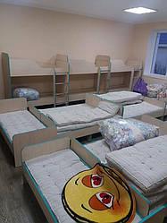 Кроватка для детского садика.