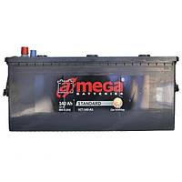 Аккумулятор Amega Standart 6СТ-140 L+