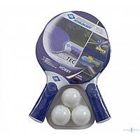Набор для настольного тенниса Alltec Hobby Outdoor 2-Player Set