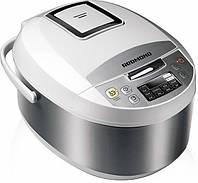 Мультиварка белая 5л, 700Вт, 10 автоматических программ, кулинарная книга REDMOND RMC-M4500E