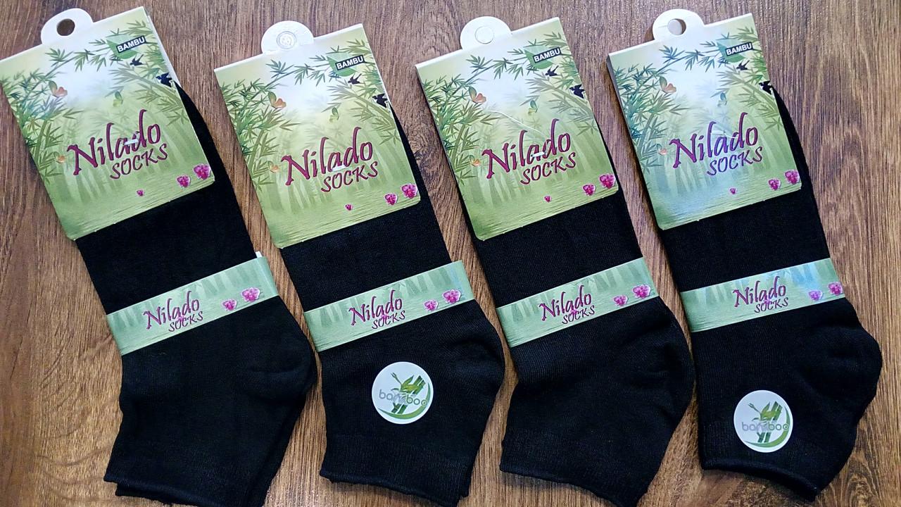 """Подростковые бамбуковые короткие носки""""Nilado"""",Турция,35-38"""