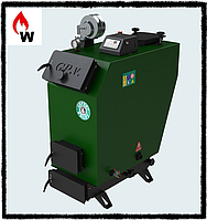 Котел твердотопливный длительного горения Gefest-profi V 500 кВт