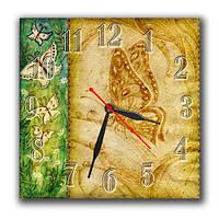Часы настенные Ностальгия по лету
